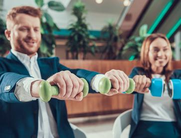 Corporate Work Life Balance Programs